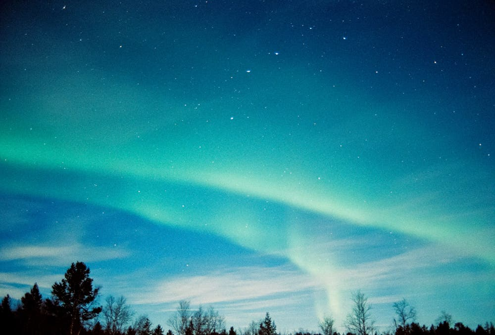 Phoenie Chen's Magnificent Images of the Northern Lights on Kodak Portra 800