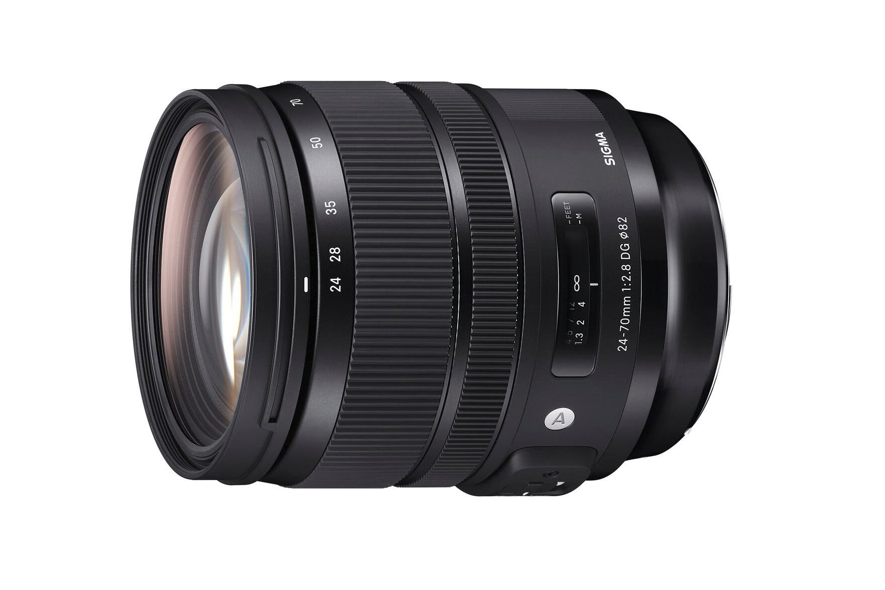 Sigma Announces New 24-70mm and 100-400mm Zoom Lenses