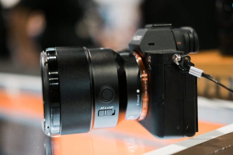 sony 85mm f1 8. it\u0027s certainly not a luxury lens like the 85mm g master, but as far sub-$1,000 lenses go, there is much to complain about with fe f1.8. sony f1 8