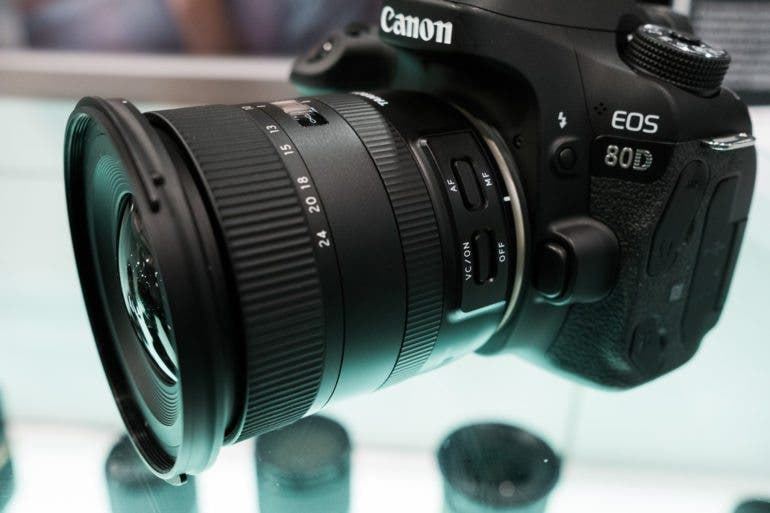 First Impressions: Tamron 10-24mm F3 5-4 5 Lens