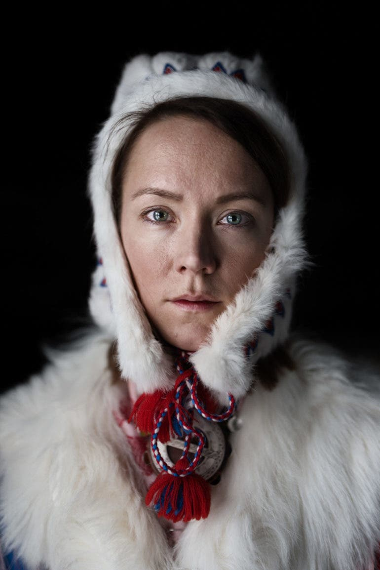 Jarle Hagans Documentary Style Portraits Of The Sami