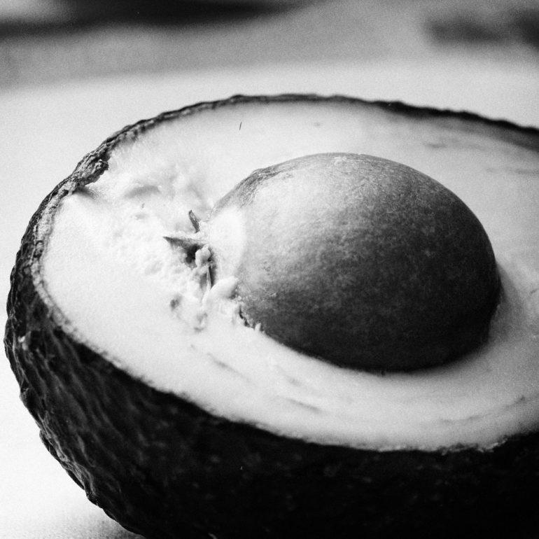 William kerrs beautiful kodak tri x food photography