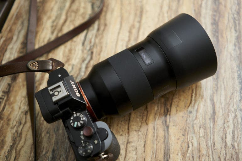 135mm prime lenses