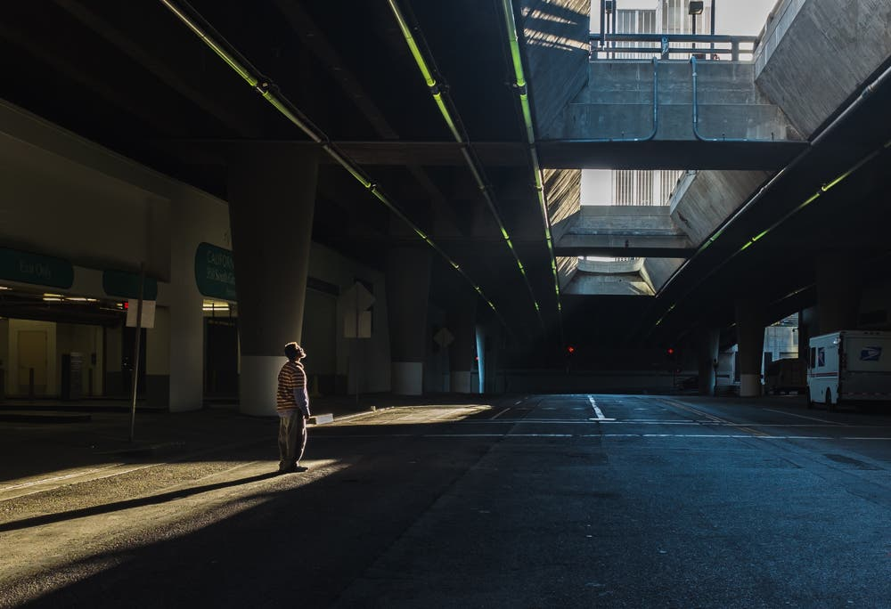 Jett Inong's ANXIETY Combines Street Photography with Creative Color Usage