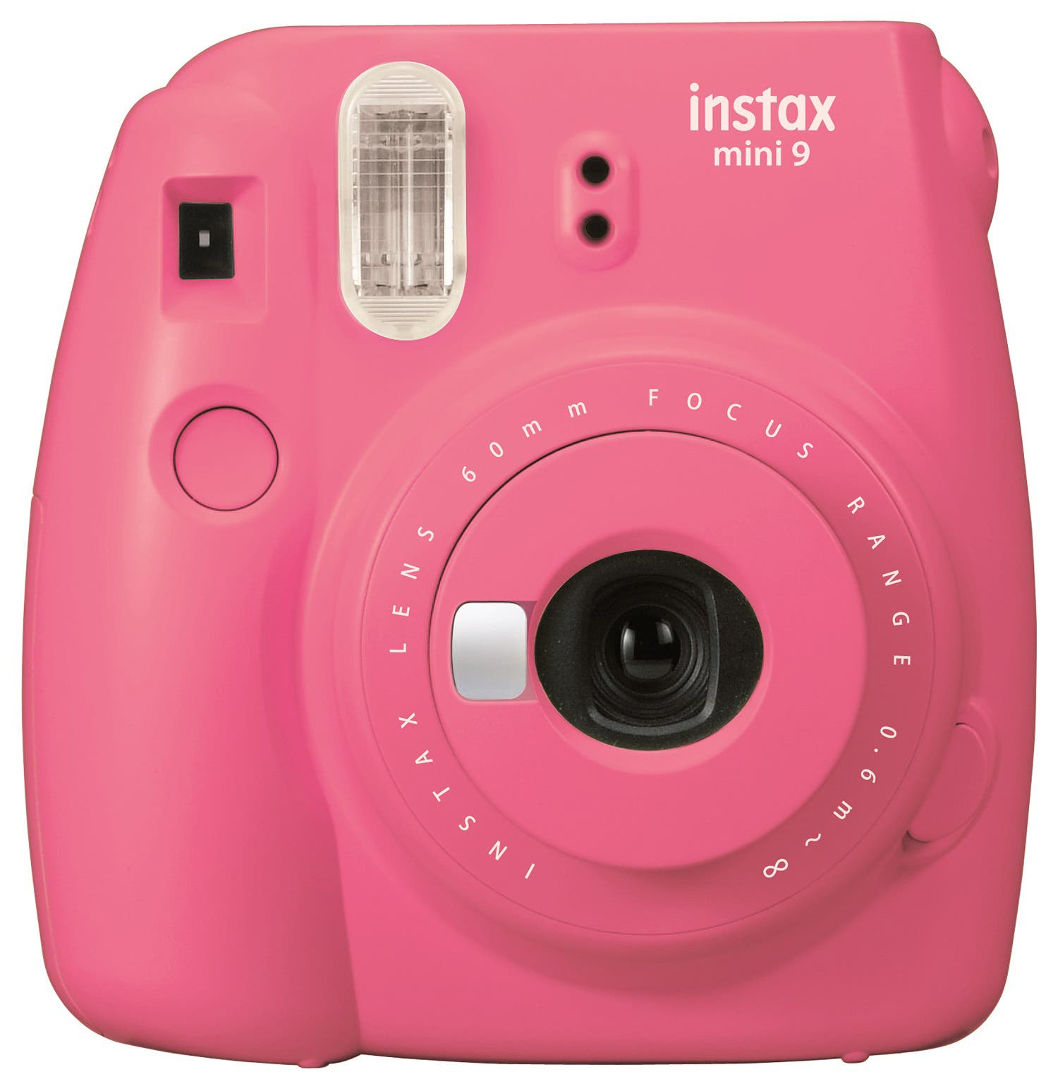 The Fujifilm Instax Mini 9 Highlights The Selfie Mirror and High Key Lighting Mode