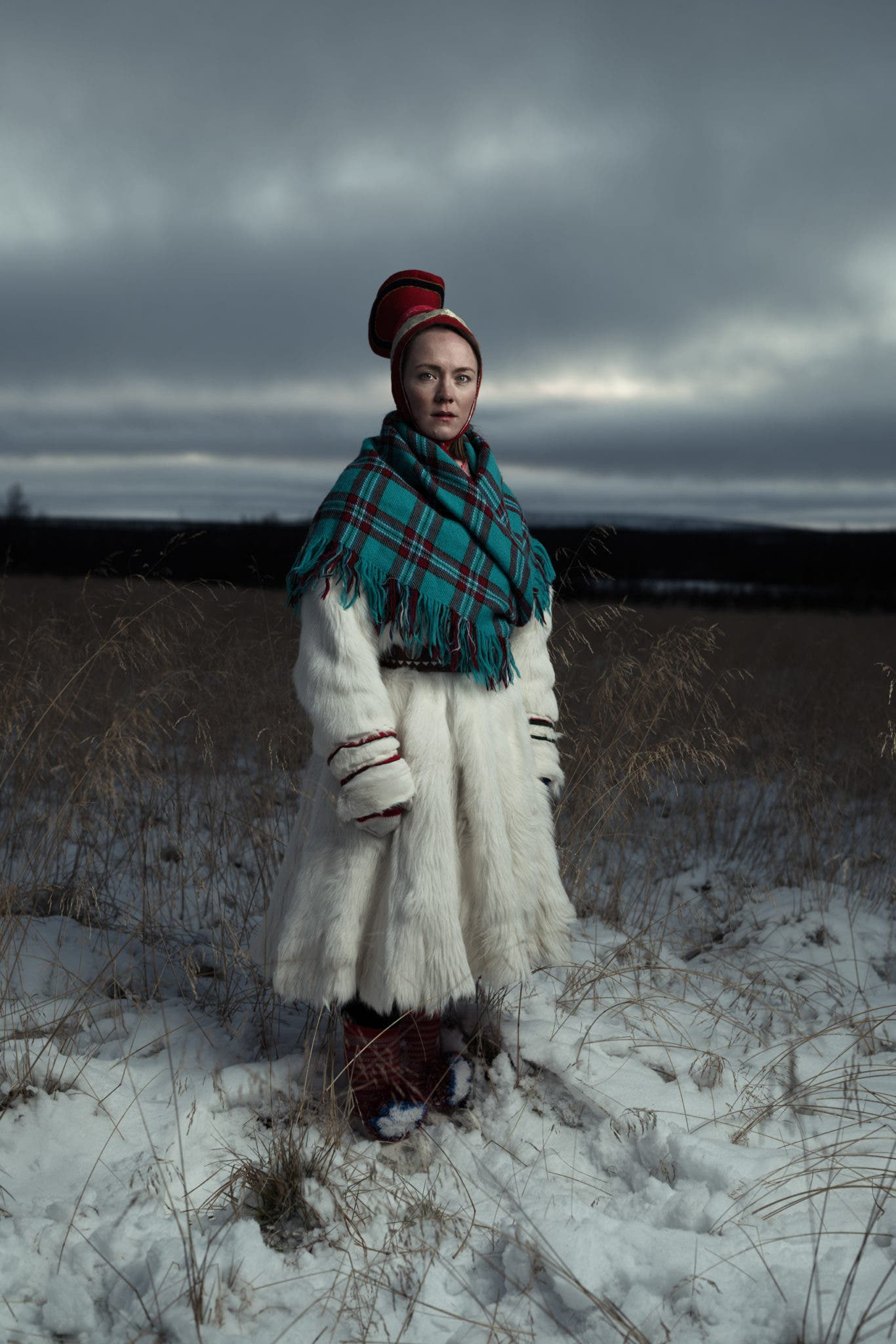 Jarle Hagan's Documentary Style Portraits of the Sami People of Norway
