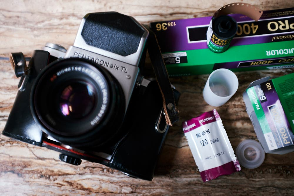 Film Review: Fujifilm Pro 400H (35mm and 120)