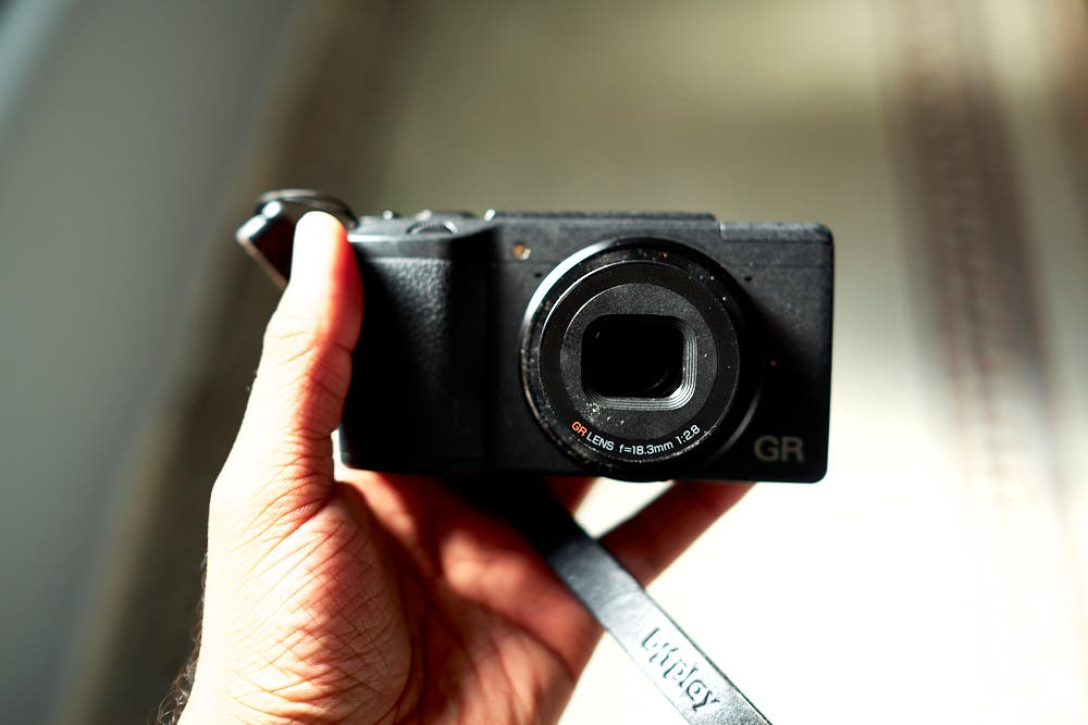 Opinion: What I'd Love to See in a Full Frame Ricoh GR Camera Body