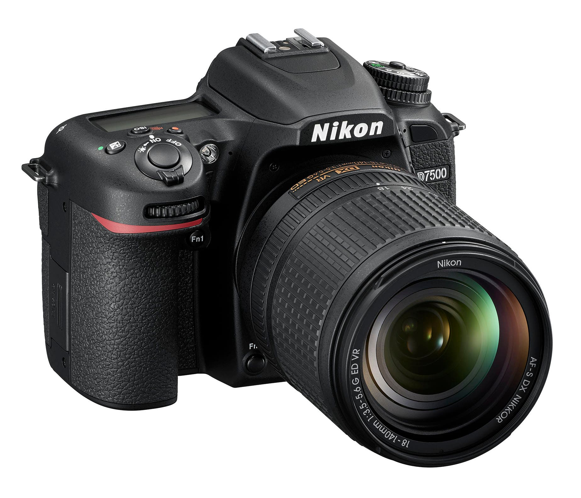 The Nikon D7500 is the Nikon D500's Little Brother