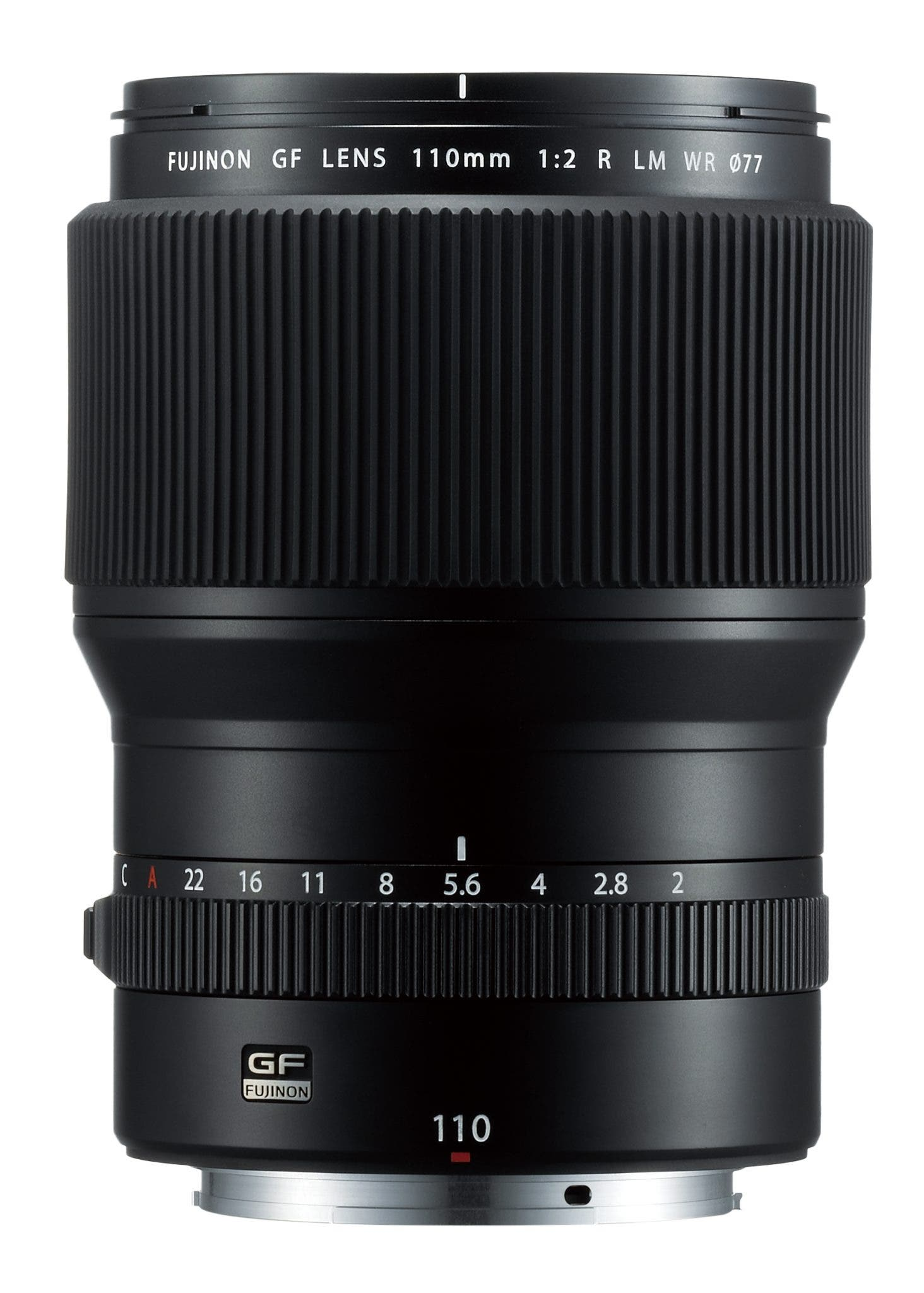 Fujifilm Adds the FUJINON 110mm F2 R LM WR and 23mm F4 R LM WR Lenses to the GFX Lens Lineup