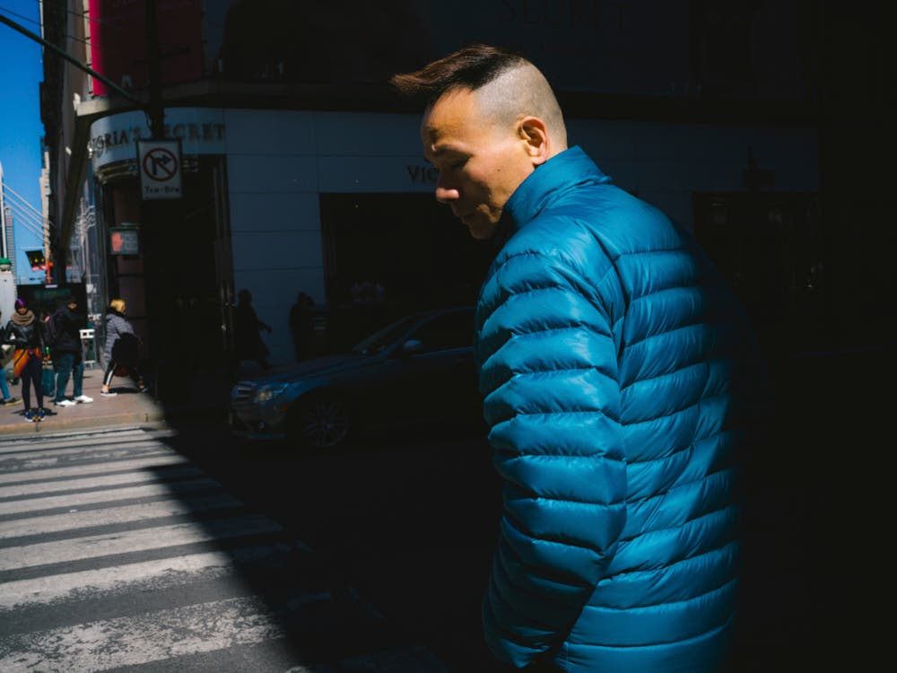 Jonathan Higbee: This is What NYC Street Photographers Sometimes Experience