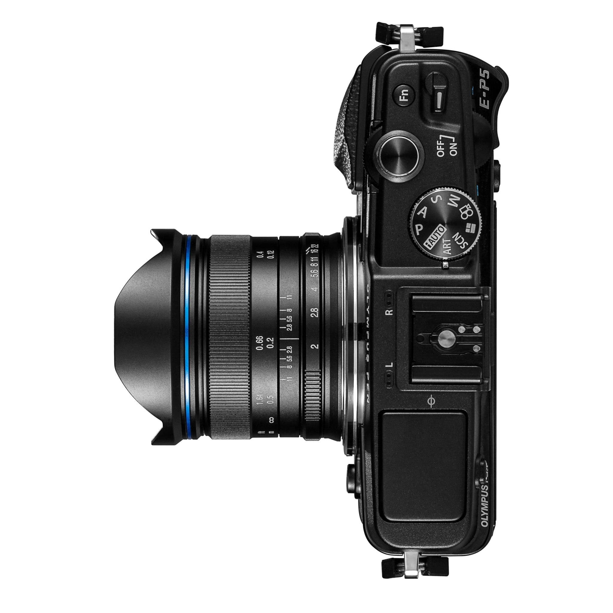 The Venus Optics Laowa 7.5mm f2 Gives Your Micro Four Thirds Camera a Wide Angle and Fast Aperture