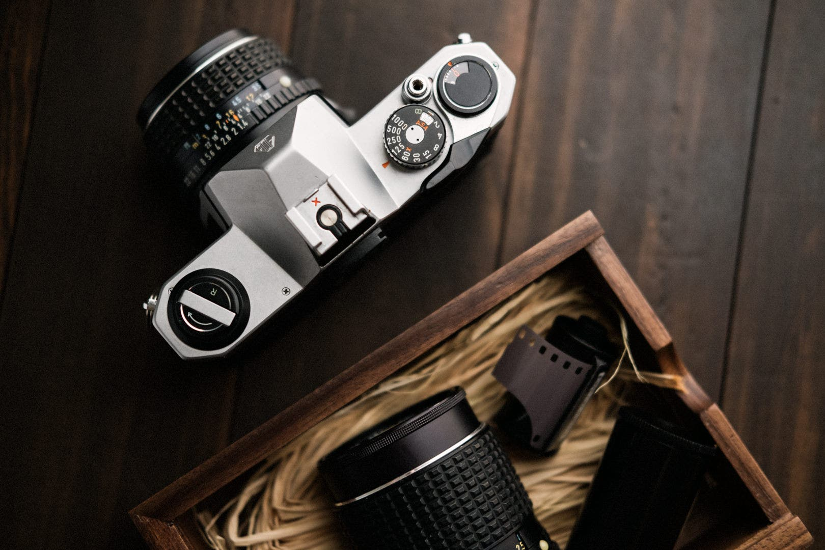Five Great Film SLR Cameras to Grab for Under $150