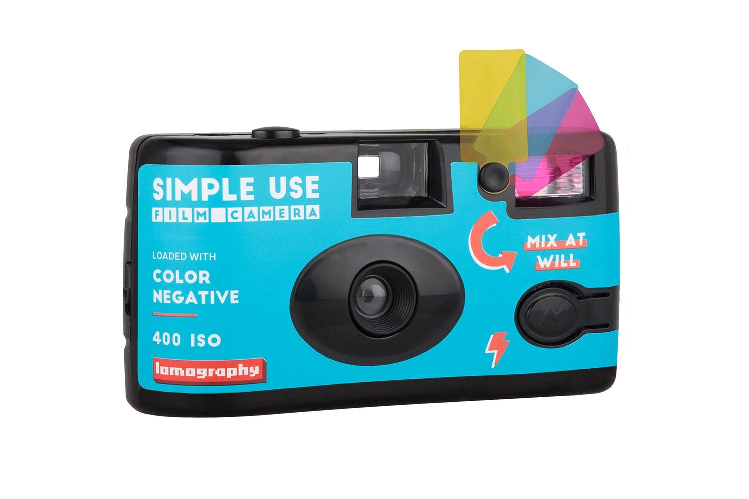 Lomography's New Disposable Cameras Are Pretty Adorable