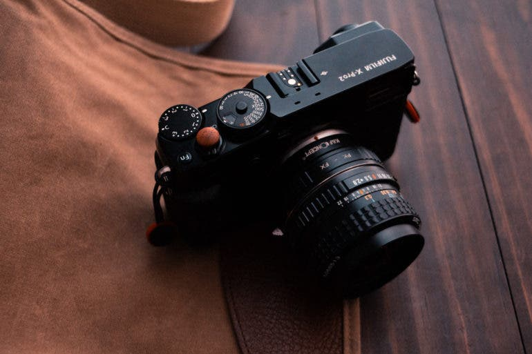 Tips For Using Adapted Glass On Fujifilm X-Series Cameras