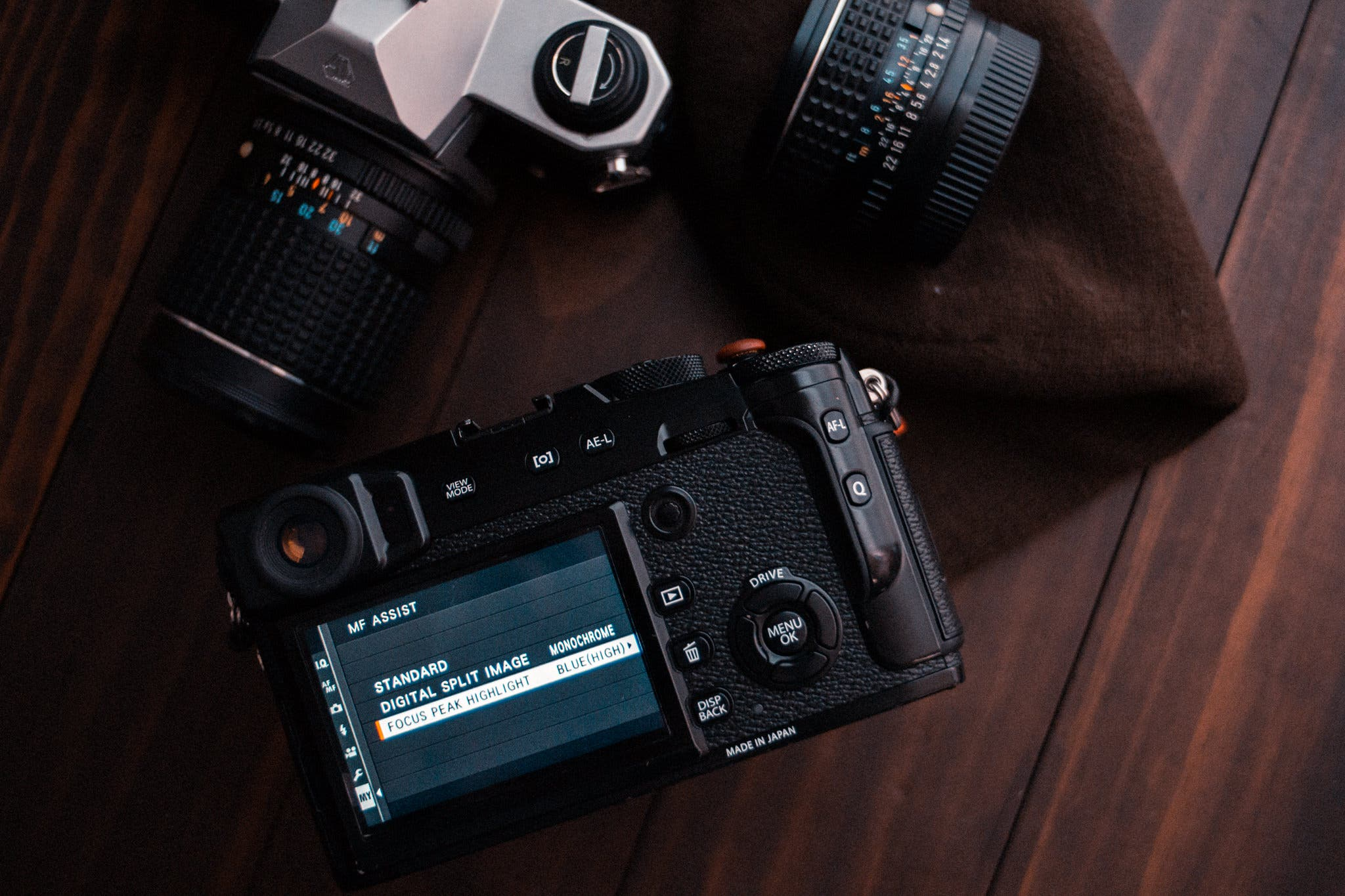 Fujifilm Announces Latest Round of Firmware Updates for Five Cameras