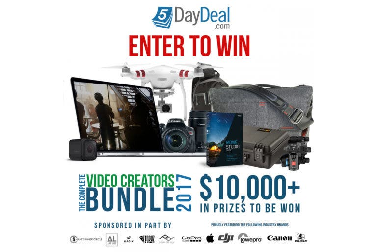 5DayDeal Giveaway 2017
