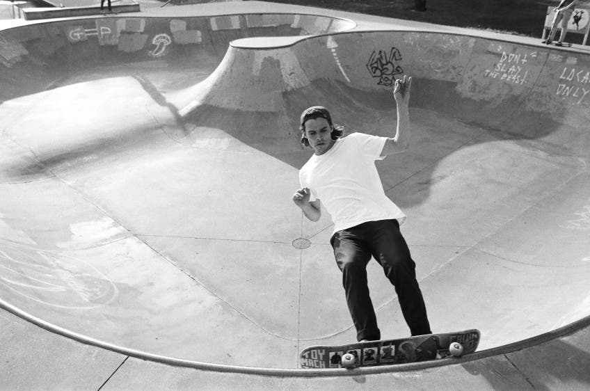 Salad Days: The Australian Skater Scene in Black and White