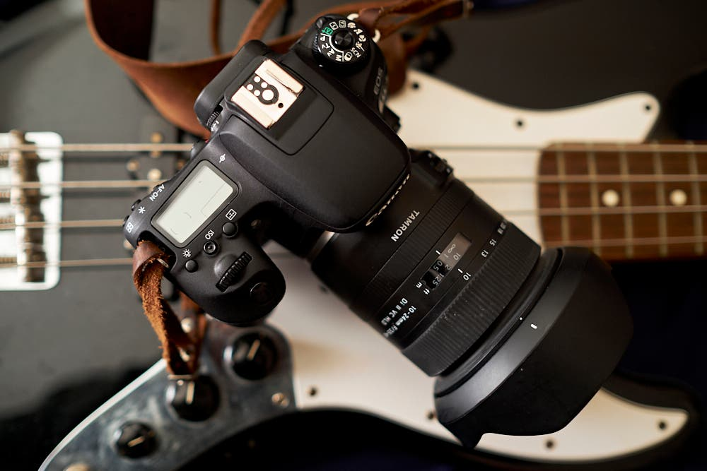 Review: Canon 77D (The Not Quite Mid-Tier or Entry DSLR)