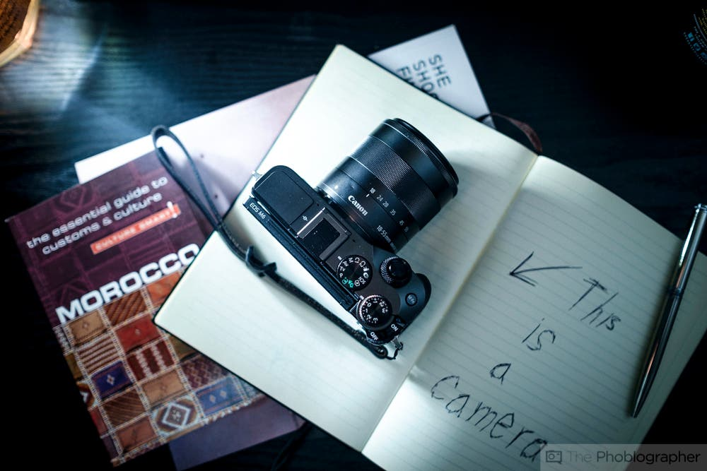 Review: Canon EOS M6 (Canon EF-M Mount)