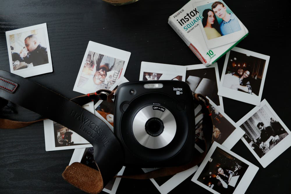 Review: Fujifilm Instax SQUARE SQ10 (Instax Square Format)