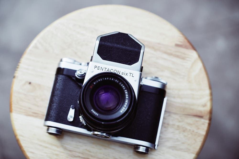 Vintage Film Camera Review: Pentacon Six TL (6×6 Square Format)
