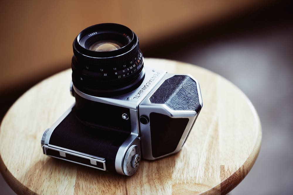 Vintage Film Camera Review: Pentacon Six TL (6x6 Square Format)