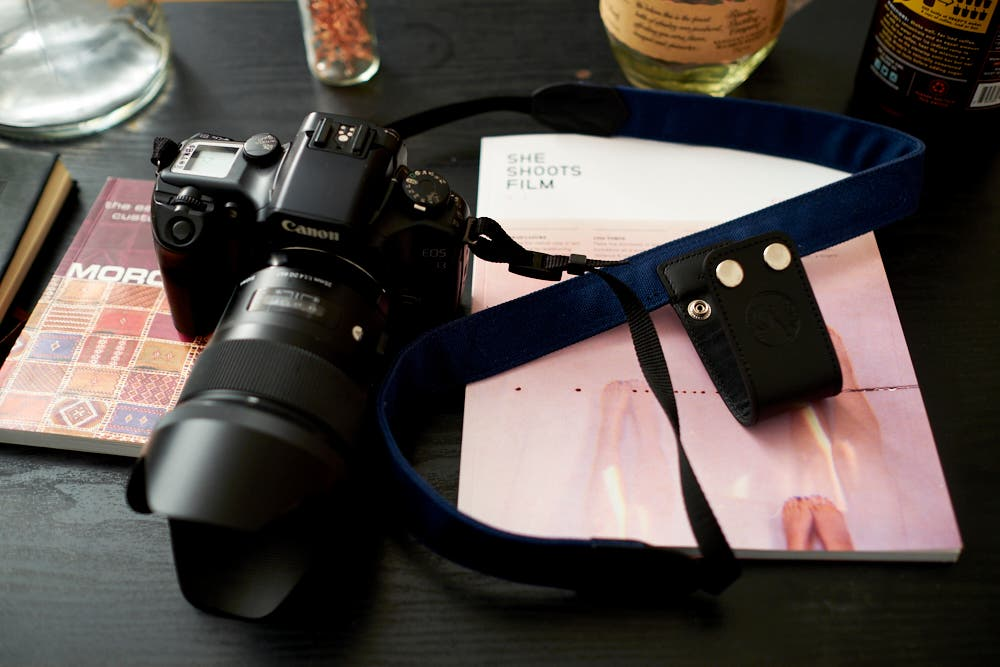 Review: Ponte Leather Co. Camera Lift Strap