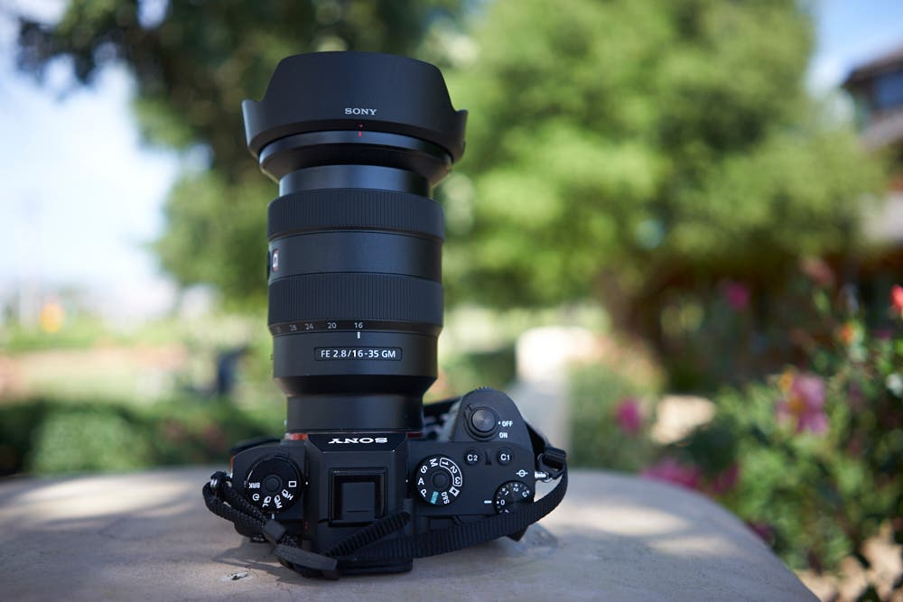 First Impressions: Sony 16-35mm f2.8 G Master FE (Sony E Mount, Full Mount)