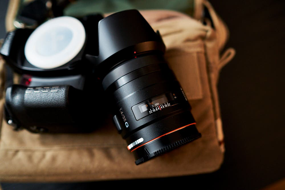 Review: Sony 35mm f1.4 (Sony Alpha)