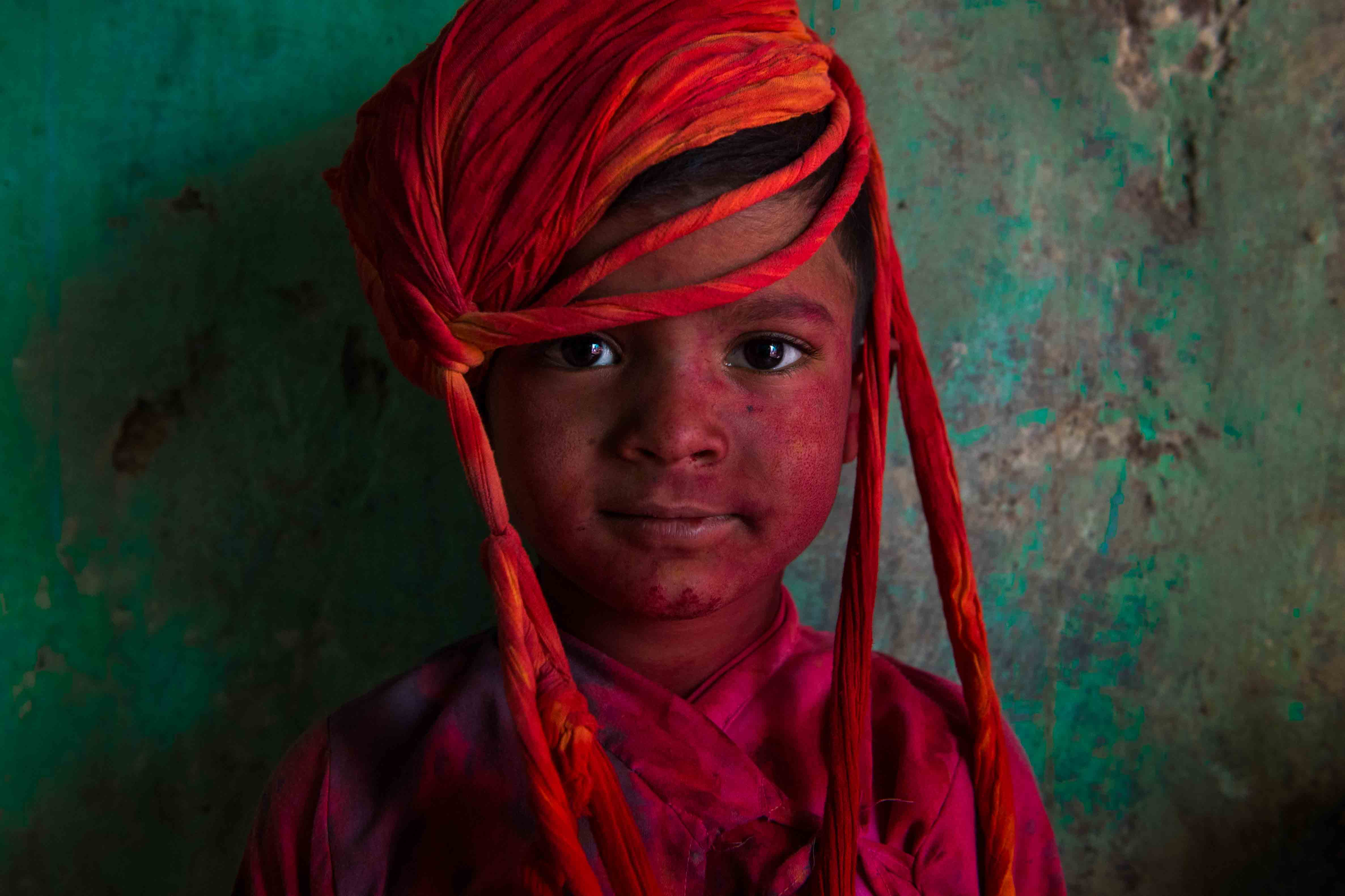 Subodh Shetty: Inspiring and Gorgeous Colorful Portraits of People in India