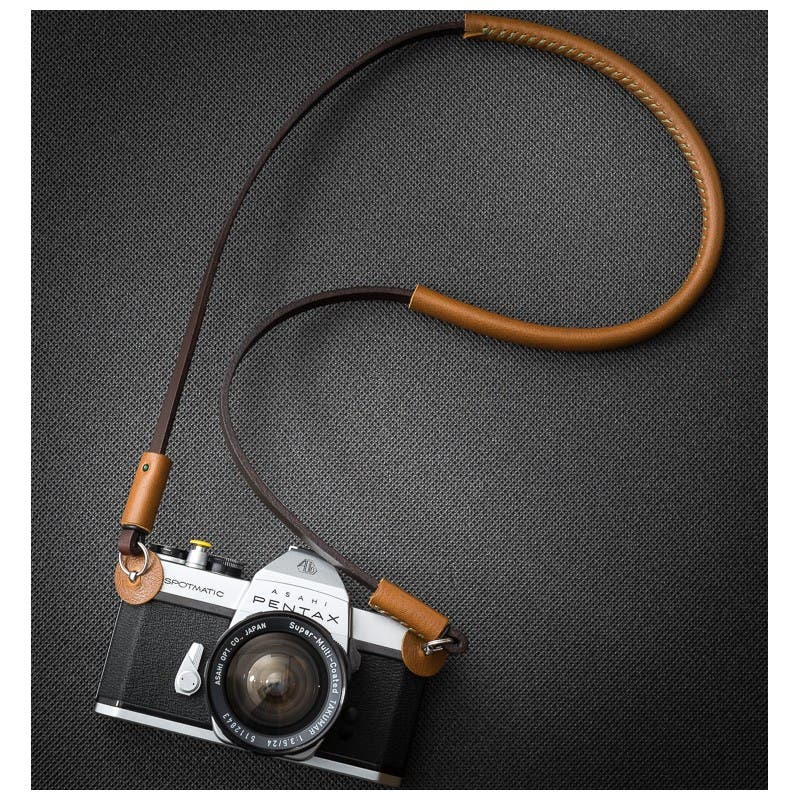 The DeadCameras Slim Strap Theme Collection Exudes a Quiet Beauty
