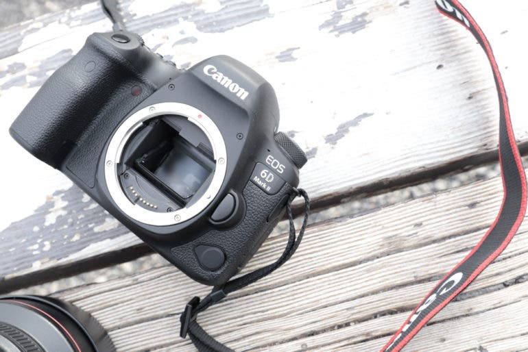DSLR Review: Canon 6D Mk II (The Full Frame Canon Rebel)