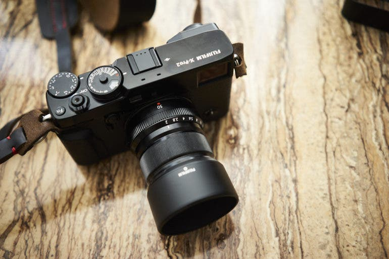 Review: Fujifilm 50mm f2 R WR (Fujifilm X Mount)