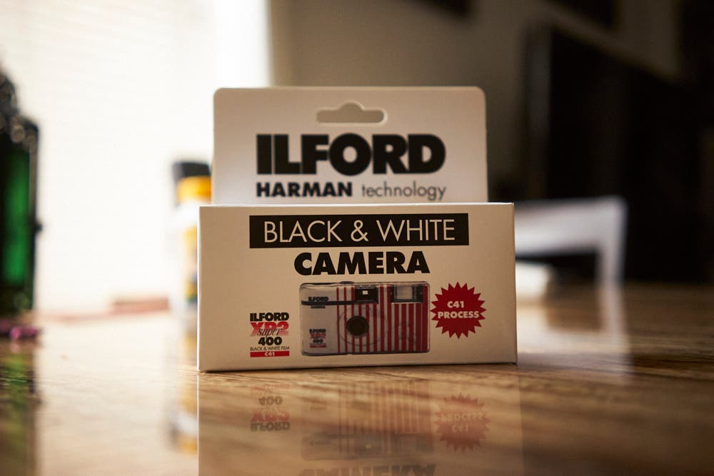 Can You Guess Why Shooting Film Isn't Vegan Friendly? Ilford Explains