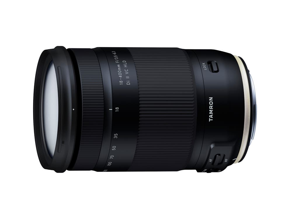 The Tamron 18-400mm f3.5-6.3 Di II VC HLD Is a Pretty Extreme Superzoom Lens