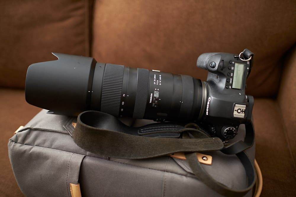 Cheap Photo: Save $200 on Tamron Lenses + Get a Free Tap-In Console