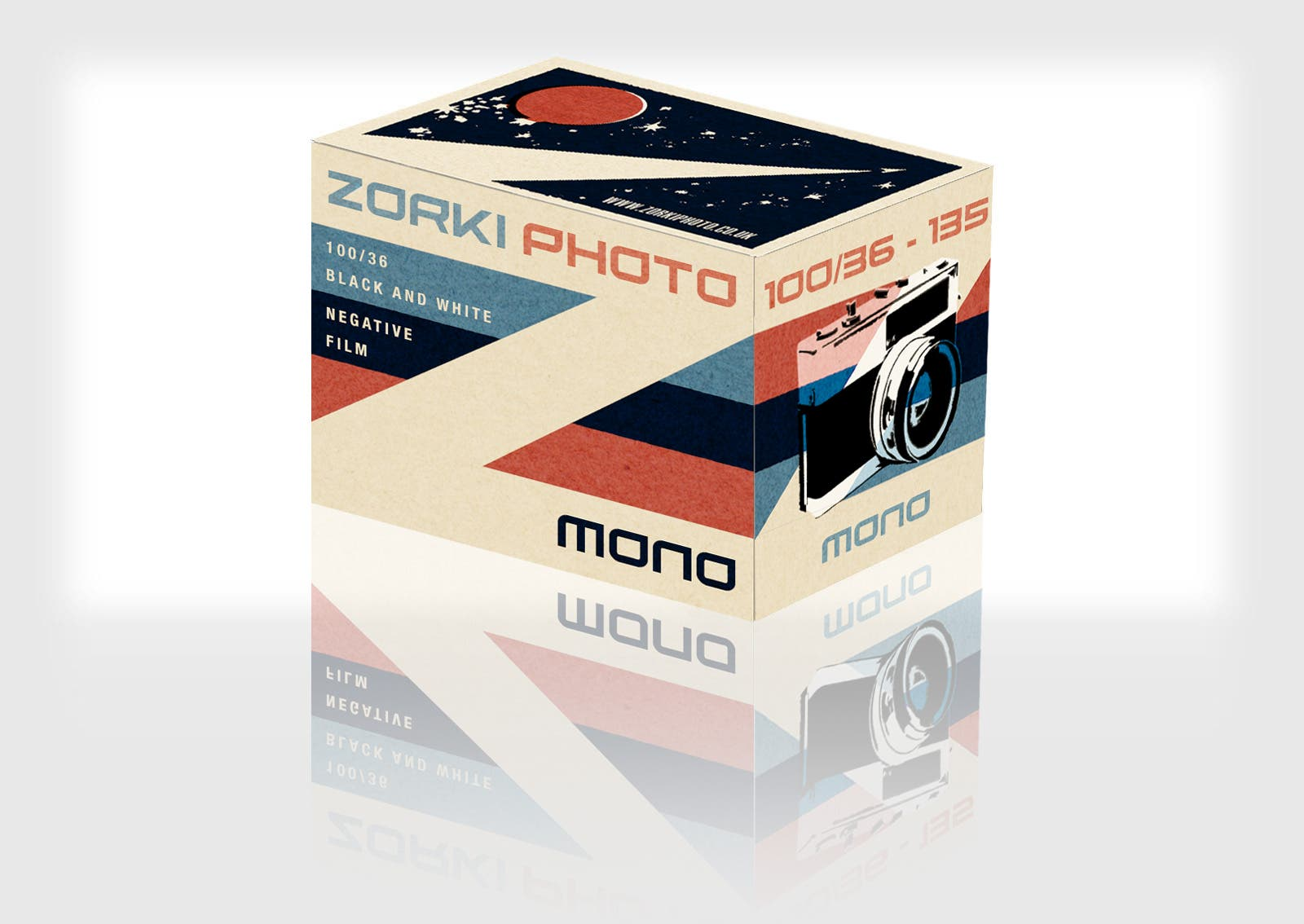 Zorki Photo Mono is the Latest ISO 100 35mm To Hit the Market