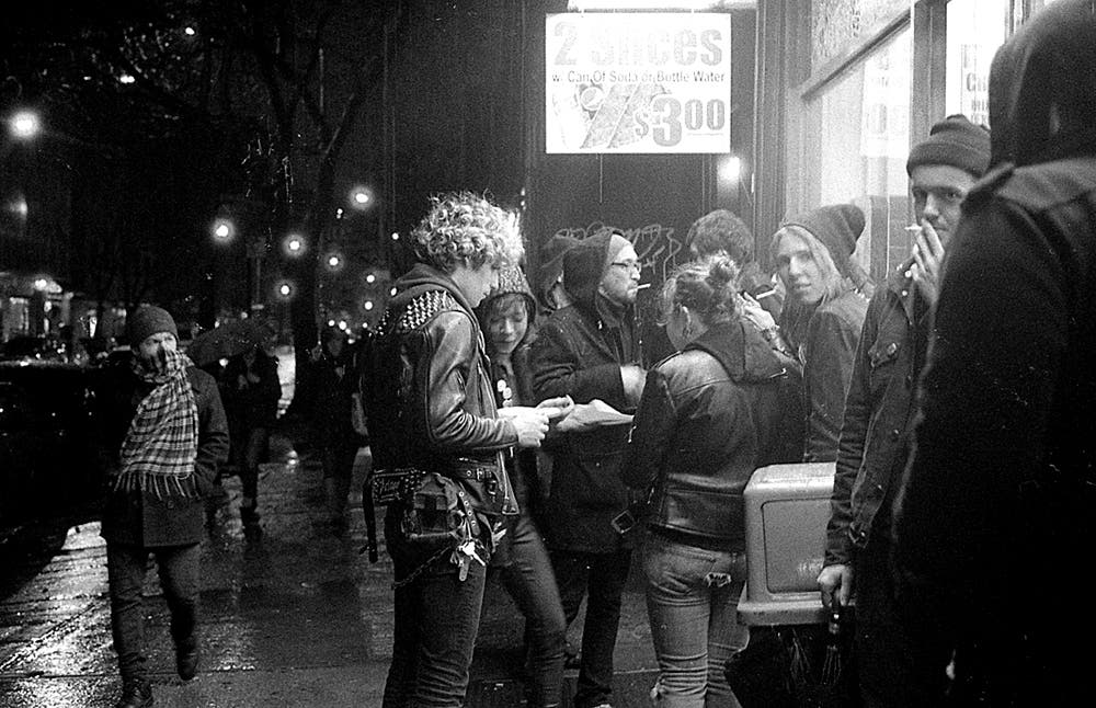 Vagabonds: Following the Final Moments of the NYC Punk Scene