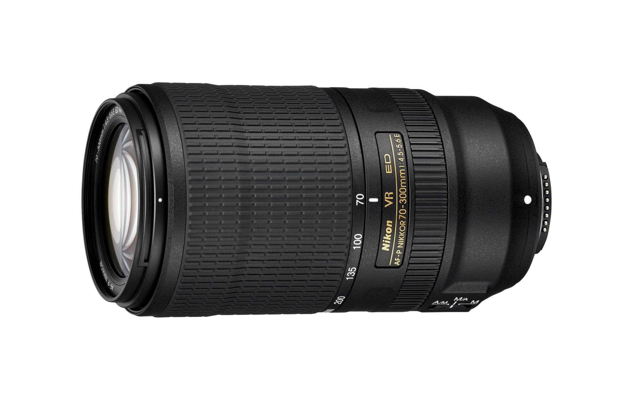 The Nikon AF-P NIKKOR 70-300mm F4.5-5.6 E ED VR Lens Will Work Well for Sports