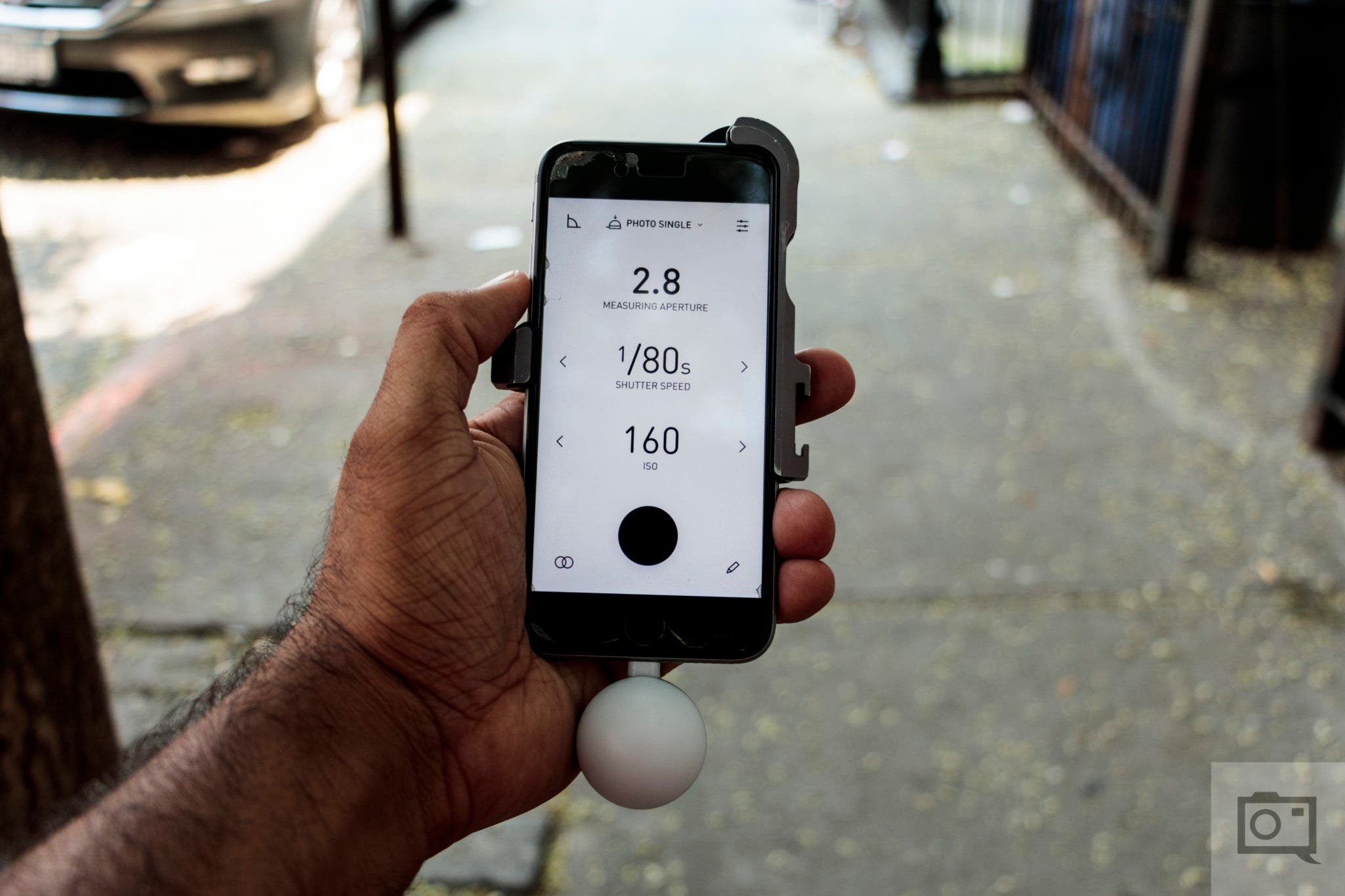 Review: Lumu Power Light Meter (Apple iPhone)