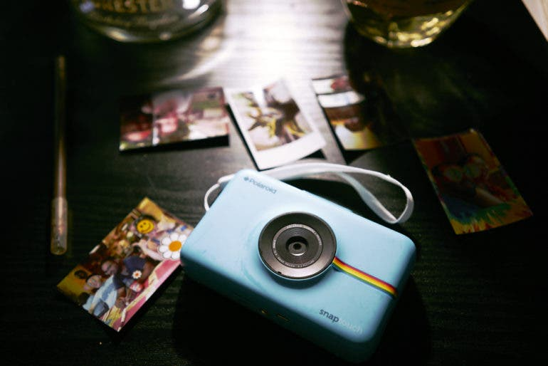 Review Polaroid Snap Touch The Camera For Snapchat Lovers