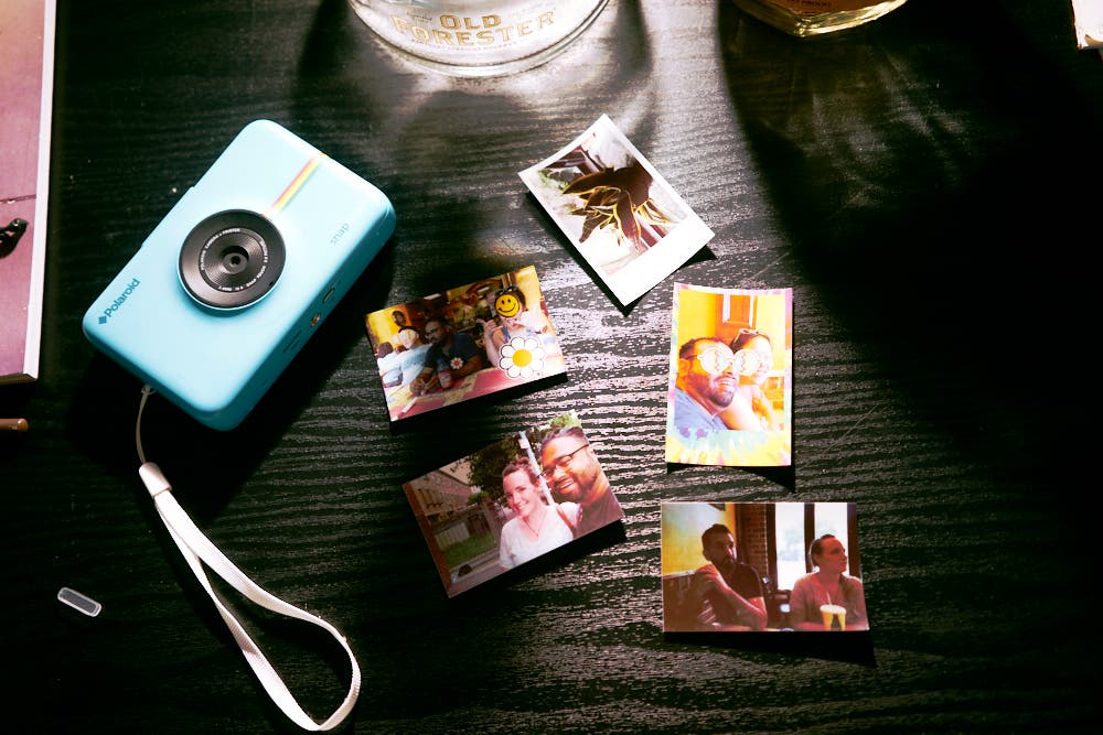 Polaroid Vs Instax >> Review: Polaroid Snap Touch (The Camera for SnapChat Lovers)