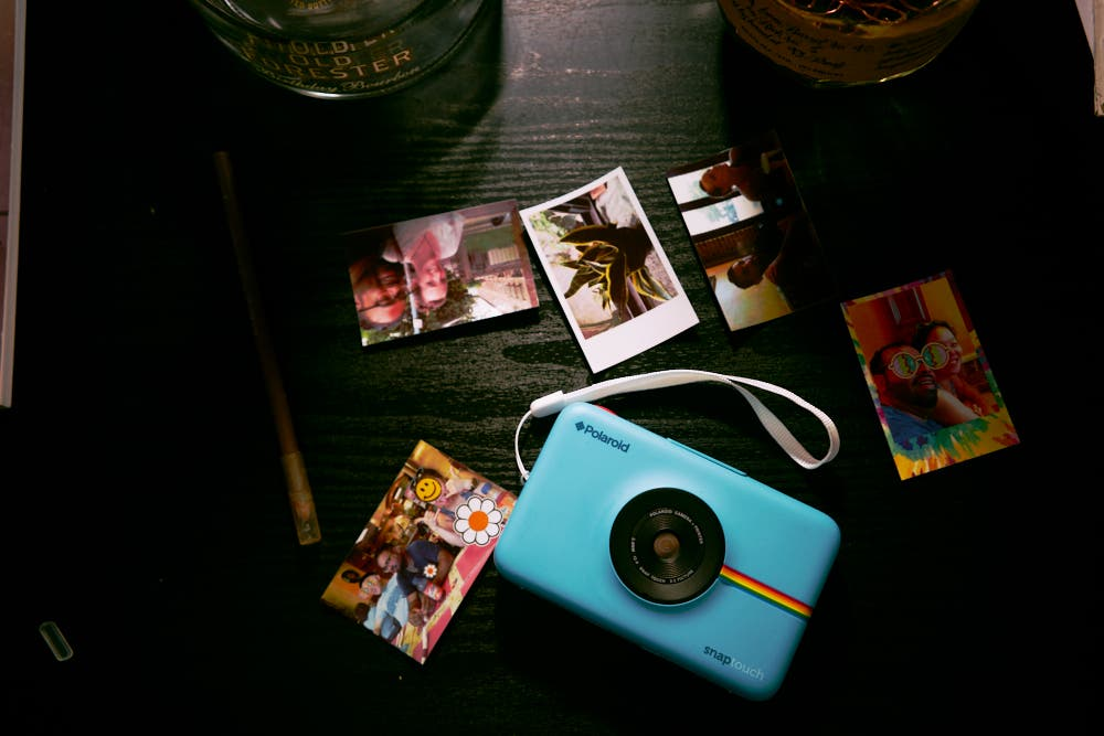 Review: Polaroid Snap Touch