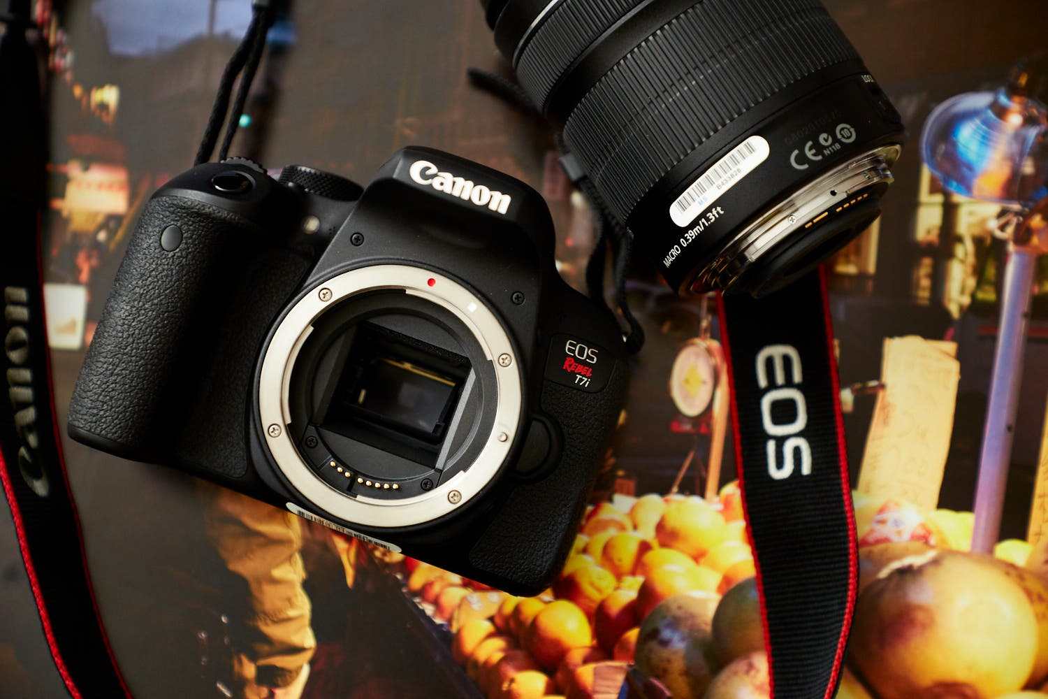 Review: Canon Rebel T7i