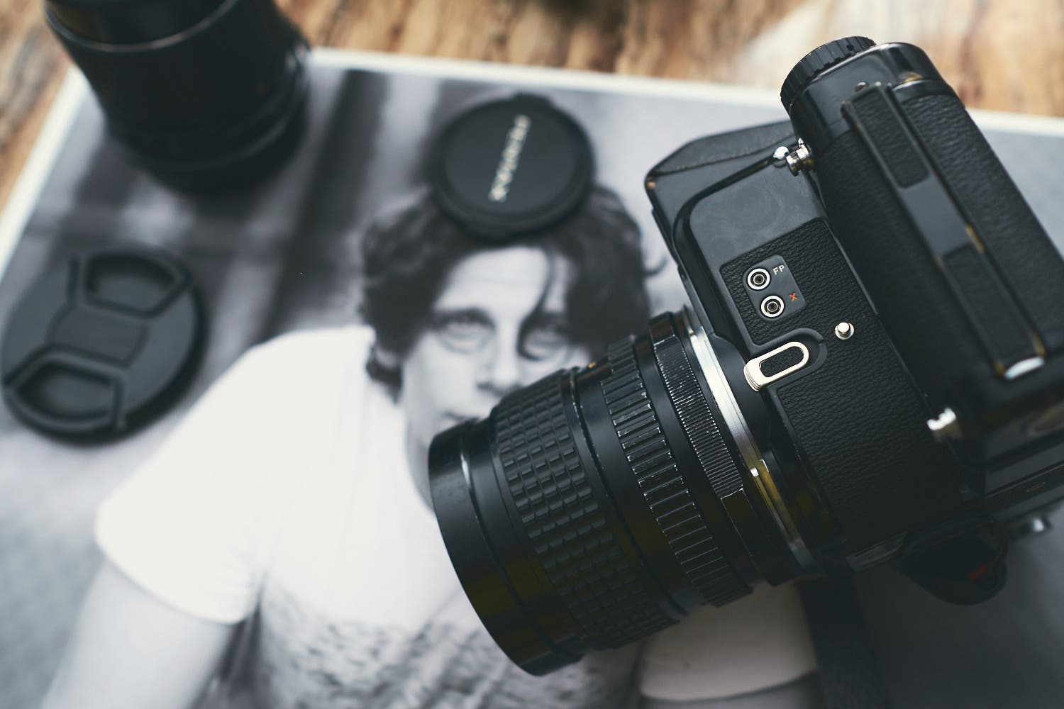 Vintage Camera Review: Pentax 67 (67 Format with Various Film)