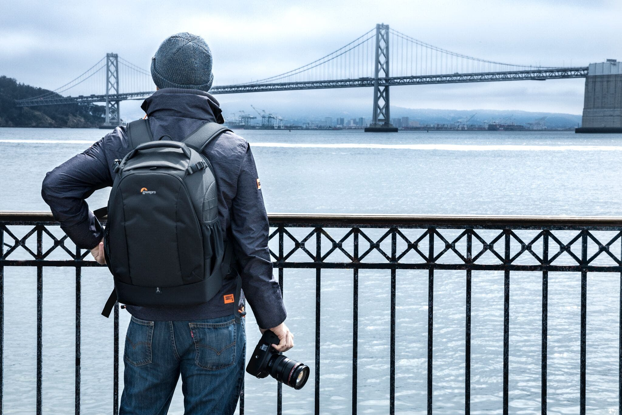 Lowepro's Latest Nova and Flipside Series Bags Accommodate the Outdoor Photographer