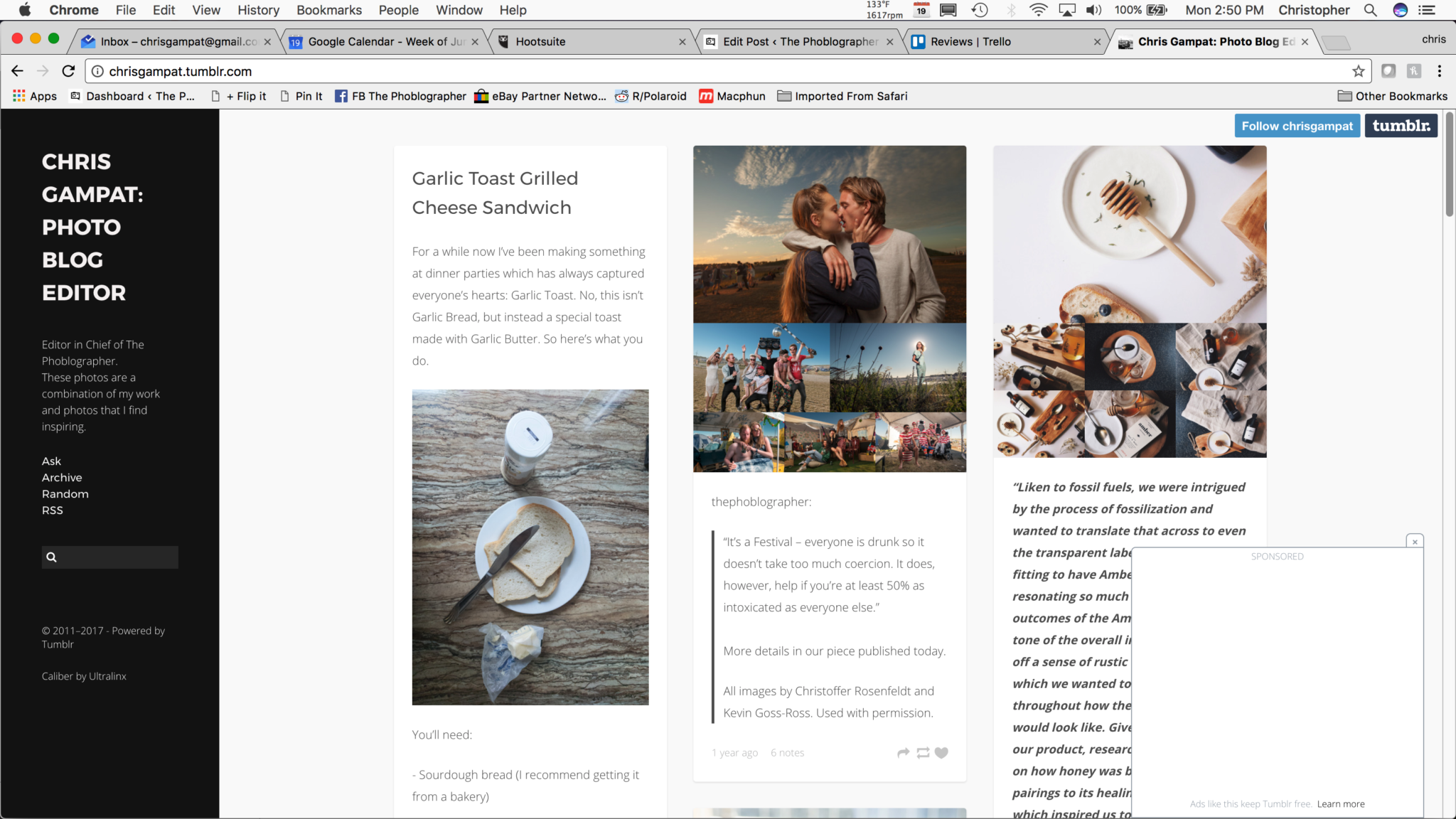 Developing Blog Content as a Photographer: The Ins and Outs