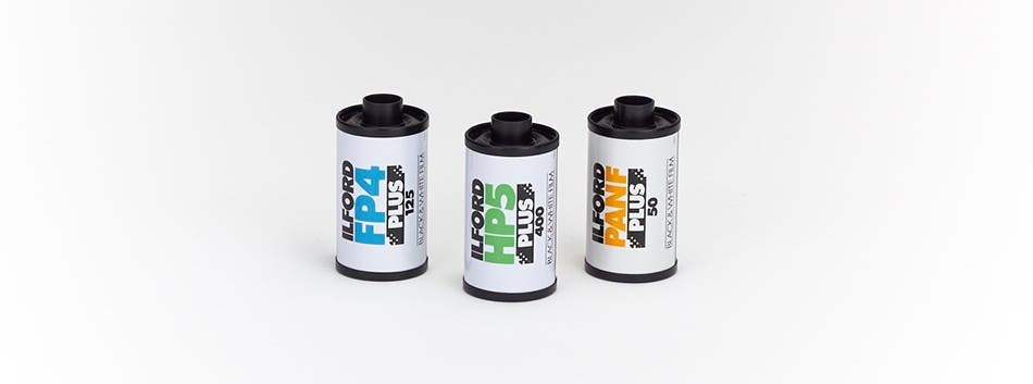Film Photography Tutorial: Choosing Your First Ilford Film