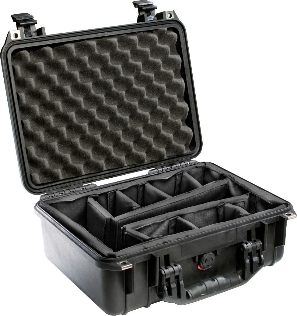 The Pelican Protector Camera Case Can Probably Double as an Applebox For Vertically Challenged Photographers